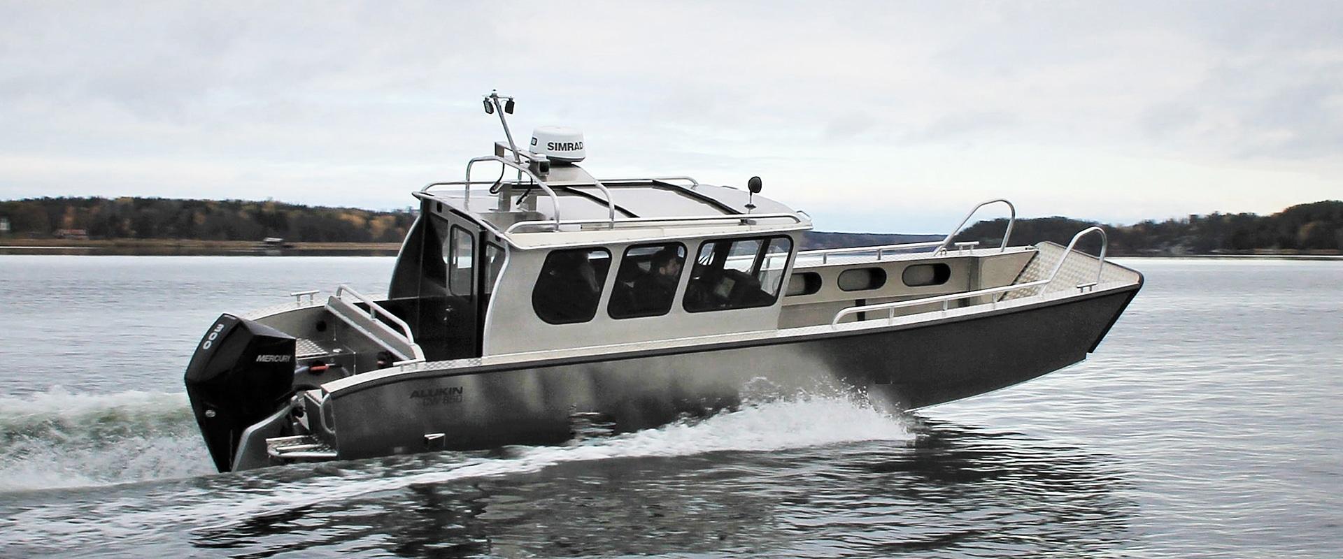 Alukin aluminiumbåtar